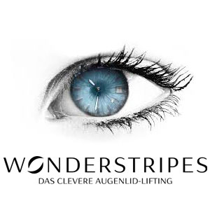 Wonderstripes Augenlid-Lifting in Sekunden