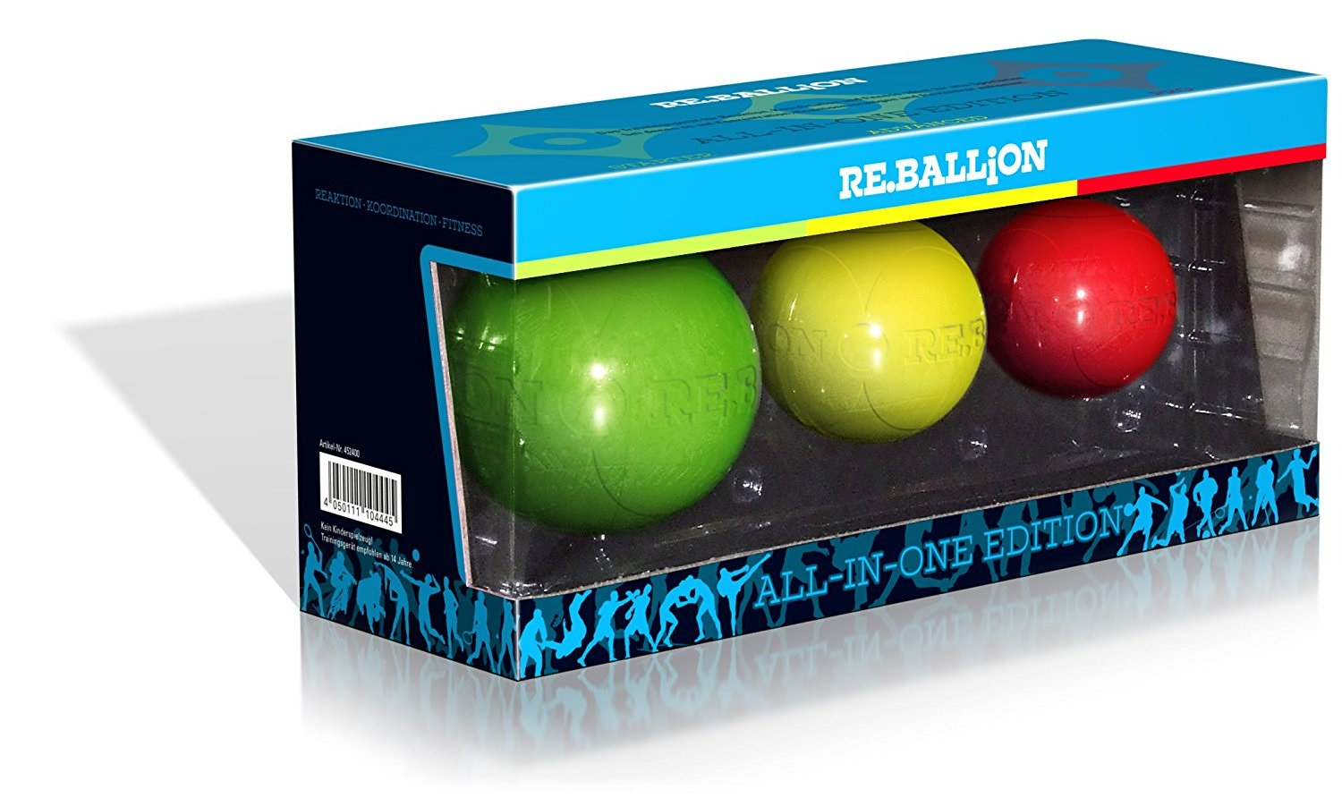 Reballion - Paffen Sport Reflexball und Trainingsball  -  zuvor Re.Ball.Do