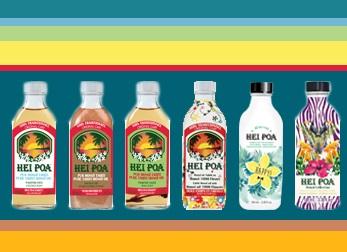 Hei Poa - Sonnenschutz - und Monoï-Öl – aus Tahiti