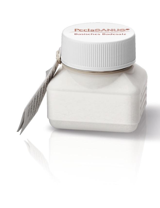 PeclaSANUS® -   Basen und Pflegeprodukte