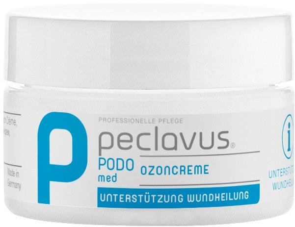 peclavus® PODOmed Ozoncreme