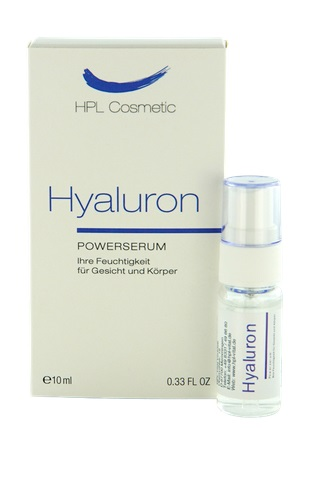 HPL -  Hyaluron  Cosmetics– das Anti-Aging Multitalent