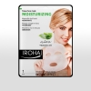 IROHA Vliesmaske Moisturizing - Aloe Vera, Green Tea & Hyaluronsäure - revitalisierend & beruhigend  5 Stk.
