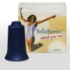 Bellabambi original  - intense/nachtblau  - massage to go  3,5 cm